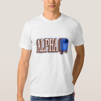 Macho alfa remera