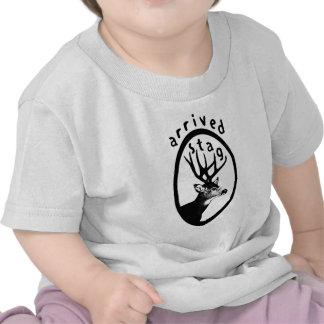 ¡Macho llegado! Camiseta