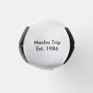 Macho Logo Bottle Cozy Bottle Cooler