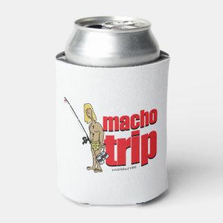 Macho Logo Can Kozy Can Cooler