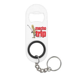 Macho Logo Keychain Opener