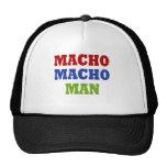 MACHO MAN HAT