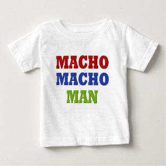 MACHO MAN TEE SHIRTS