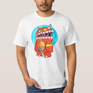 Macho Marv's Monster's #01 - Bubblegum Monster T-Shirt
