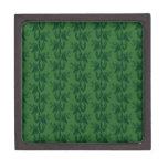 Macho verde cajas de regalo de calidad