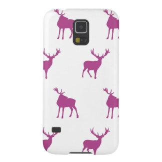 Machos de la púrpura de Emma Janeway Carcasas Para Galaxy S5
