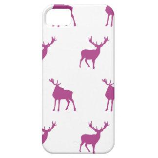 Machos de la púrpura de Emma Janeway iPhone 5 Fundas