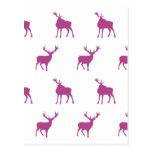 Machos de la púrpura de Emma Janeway Postal