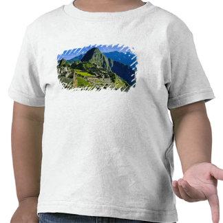Machu antiguo Picchu, refugio pasado de los 2 Camiseta