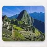 Machu antiguo Picchu, refugio pasado de los 2 Alfombrillas De Ratón