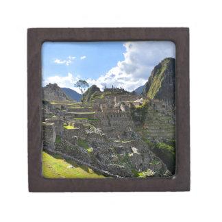 Machu Picchu Afternoon, Peru Gift Box