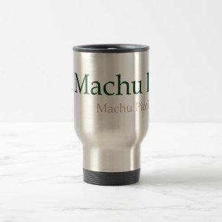 Machu Picchu and PeruMachu Picchu Travel Mug