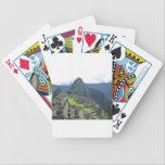 """Machu Picchu Bicycle Playing Cards<br><div class=""""desc"""">Relive a visit to the city in the clouds.</div>"""