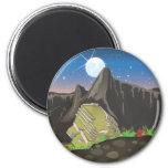 Machu Picchu Fridge Magnets
