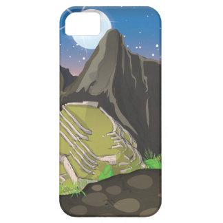 Machu Picchu Funda Para iPhone SE/5/5s