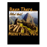 Machu Picchu Inca Trail Quote - Peru Been There Postcard