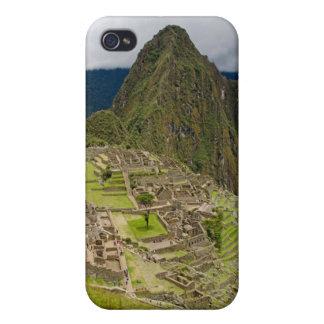 Machu Picchu iPhone 4 Fundas