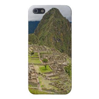 Machu Picchu iPhone 5 Carcasas
