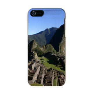 MACHU PICCHU METALLIC iPhone SE/5/5s CASE