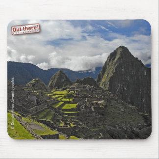 Machu Picchu Mouse Pads