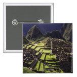 Machu Picchu, Peru Buttons