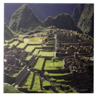 Machu Picchu, Peru Ceramic Tile