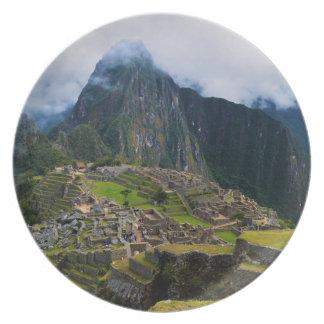 Machu Picchu, Peru Dinner Plate