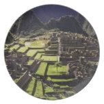 Machu Picchu, Peru Dinner Plates