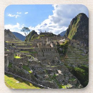 Machu Picchu, Peru Drink Coaster