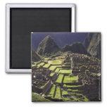 Machu Picchu, Peru Fridge Magnet