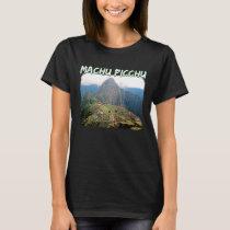 Machu Picchu   Peru Huayna Picchu Climb T-Shirt