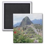 Machu Picchu, Perú Iman De Frigorífico