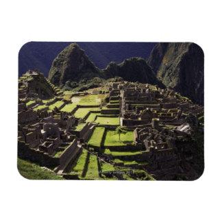 Machu Picchu, Perú Imán Rectangular