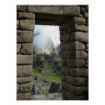 Machu Picchu, Perú Impresiones