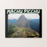 Machu Picchu Peru Jigsaw Puzzle