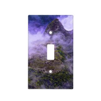Machu Picchu, Peru Light Switch Cover