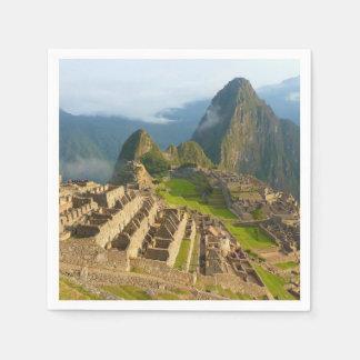 Machu Picchu, Peru Napkin