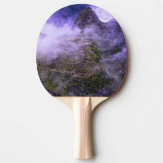 Machu Picchu, Peru Ping Pong Paddle