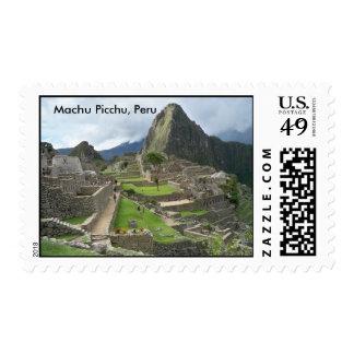 Machu Picchu, Peru Postage