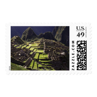 Machu Picchu, Peru Postage Stamp