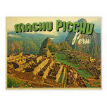Machu Picchu Perú Postal