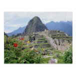 Machu Picchu, Perú Postales
