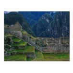 Machu Picchu, Peru Postcards