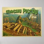 Machu Picchu Peru Posters