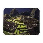 Machu Picchu, Peru Rectangular Photo Magnet