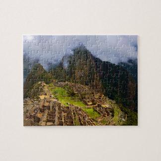 Machu Picchu, Perú Rompecabezas Con Fotos
