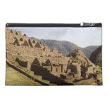 Machu Picchu Peru - Sun Gate View of Ruins Travel Accessory Bag