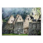 Machu Picchu, Perú Tarjeta