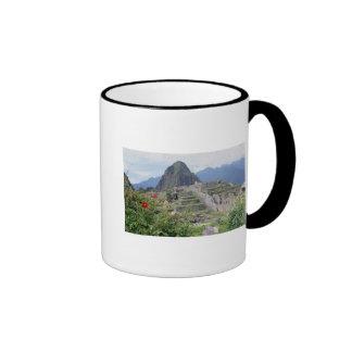 Machu Picchu, Perú Taza De Café