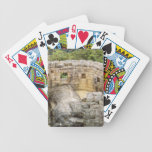 Machu Picchu Peru Temple of the Sun Ruins Bicycle Playing Cards